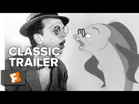 The Incredible Mr. Limpet (1964) Official Trailer - Don Knotts, Carole Cook Movie HD