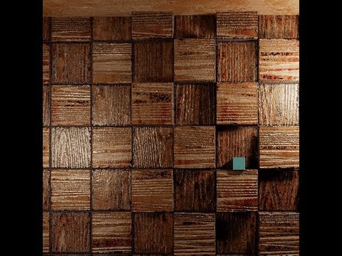 Substance designer to Unreal Engine 4 Wooden texture