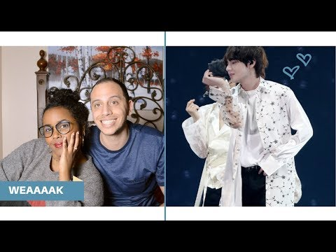 BTS LET GO TAEHYUNG (V) FOCUS REACTION (BTS REACTION)