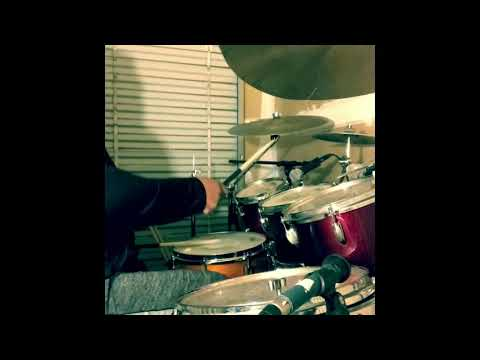Myron Butler the blood of Jesus drum cover