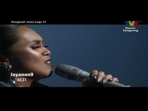 Dayang Nurfaezah - Lelaki Teragung (AJL31) Live