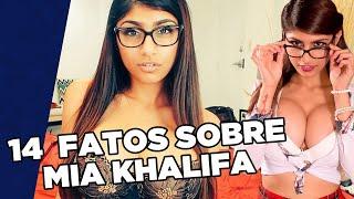 COISAS QUE VOCÊ NÃO SABIA SOBRE MIA KHALIFA!