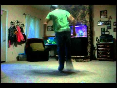 T-R-O-U-B-L-E Line Dance: the correct and fun way to dance to this song.