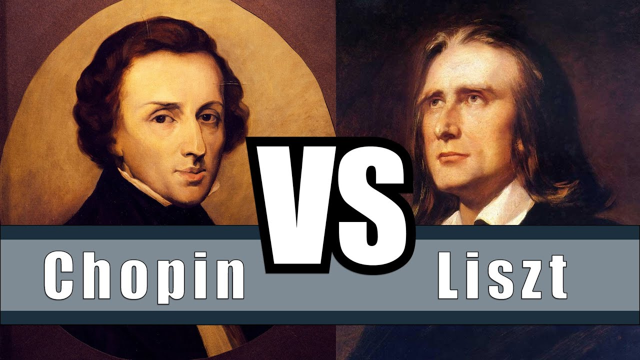 comparison between chopin and melville The significant themes of chopin's the awakening are introduced immediately in the opening scene of the bird in the cage  this essay is a comparison between .