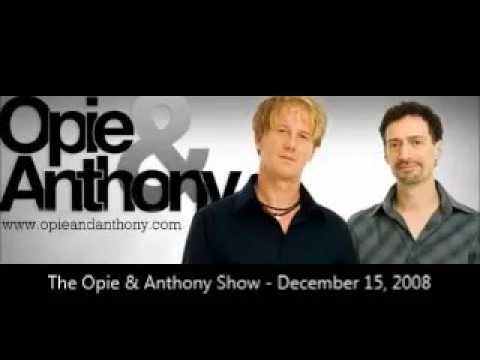 The Opie Anthony Show December   Full Show