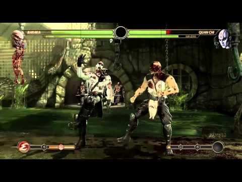 3,000kbps vs. 6,000kbps vs. 8,000kbps Video Bitrate (Mortal Kombat: Komplete Edition)