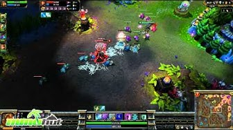 League of Legends Gameplay (Part 1/3)