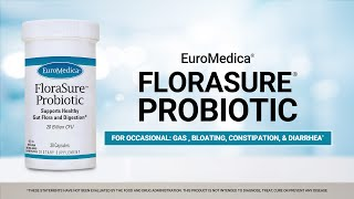 FloraSure™ Probiotic From EuroMedica®