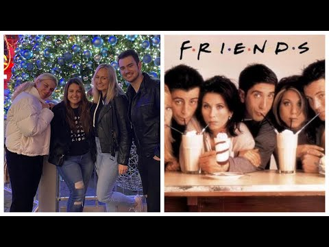 Ryan Seacrest - Sisanie Takes Us Behind-the-Scenes the 'Friends'-Giving Fan Event