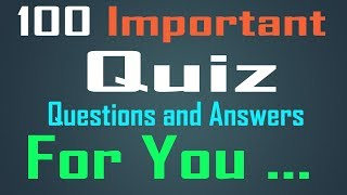 100 Geography Science GK | Geography Science Trivia Quiz GK General Knowledge Questions and Answers