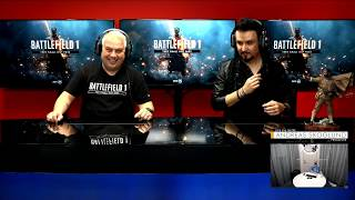 Battlefield 1 They Shall Not Pass Official Gameplay Livestream