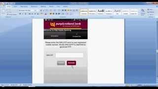 vuclip PNB net banking