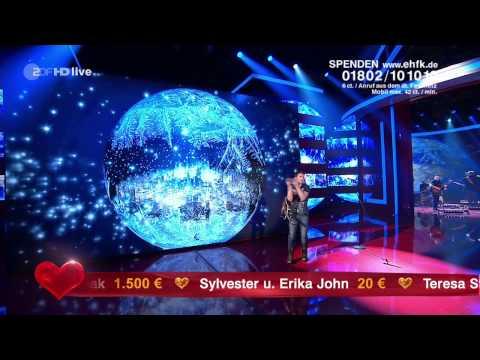 James Blunt - When I Find Love Again (Ein Herz für Kinder - ZDF HD 2014 dec06)