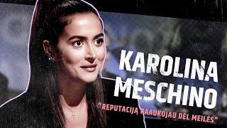 NEPATOGŪS KLAUSIMAI - KAROLINA MESCHINO