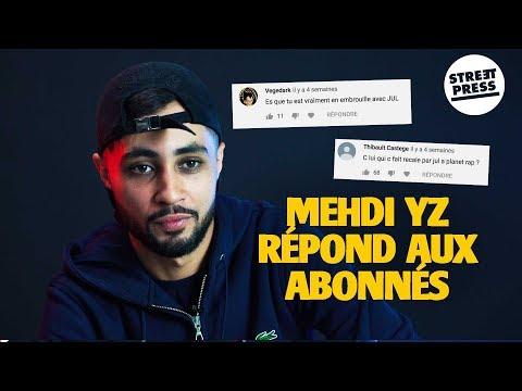 Interview G.A.V | Mehdi YZ répond aux abonnés