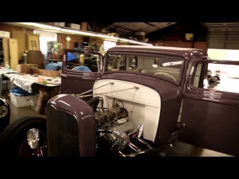 Jesse James Presents: Austin Speed Shop - Bomber Seats Trailer