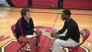 FULL INTERVIEW - Dave Coley #5 - #Seawolves Basketball Feb. 2014