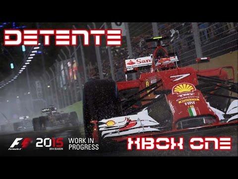 F1 2015 FR\BE Detente XBOX ONE