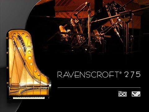 RAVENSCROFT 275 Piano by UVI Demo for the iPad