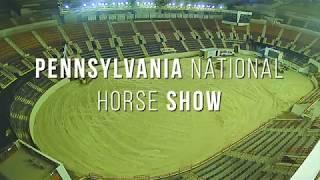 Pennsylvania National Horse Show 2017 Time Lapse
