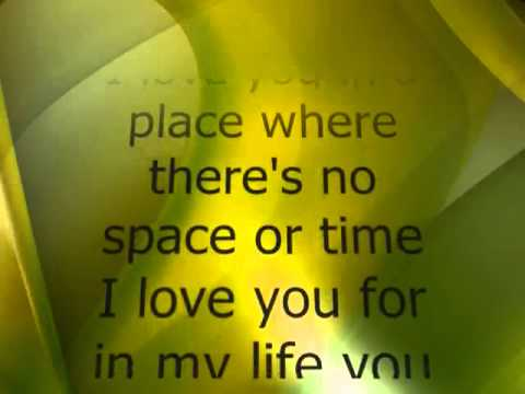 Donny Hathaway - A Song For You lyrics
