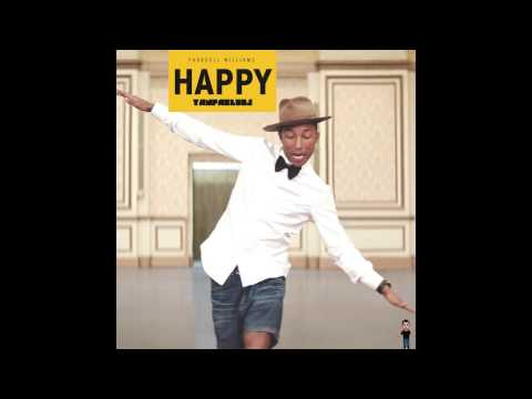 Yan Pablo DJ feat Pharrell Williams - Happy  Funk Remix
