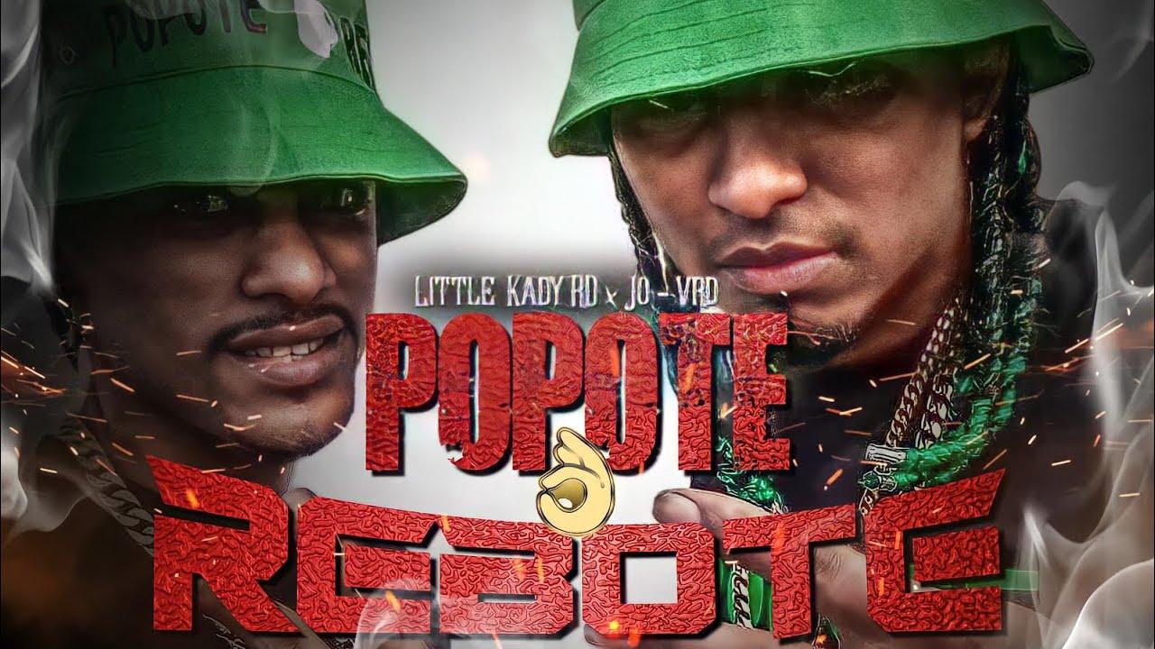 Jo-V RD X Little Kady RD - Popote Rebote Video Oficial