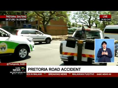Taxi strike | Taxi driver alleged to have caused crash in Pretoria