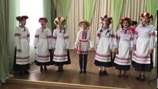 Образцовый ансамбль народной песни «Крынічка» ГУО  «Детская школа искусств г. Кличева»