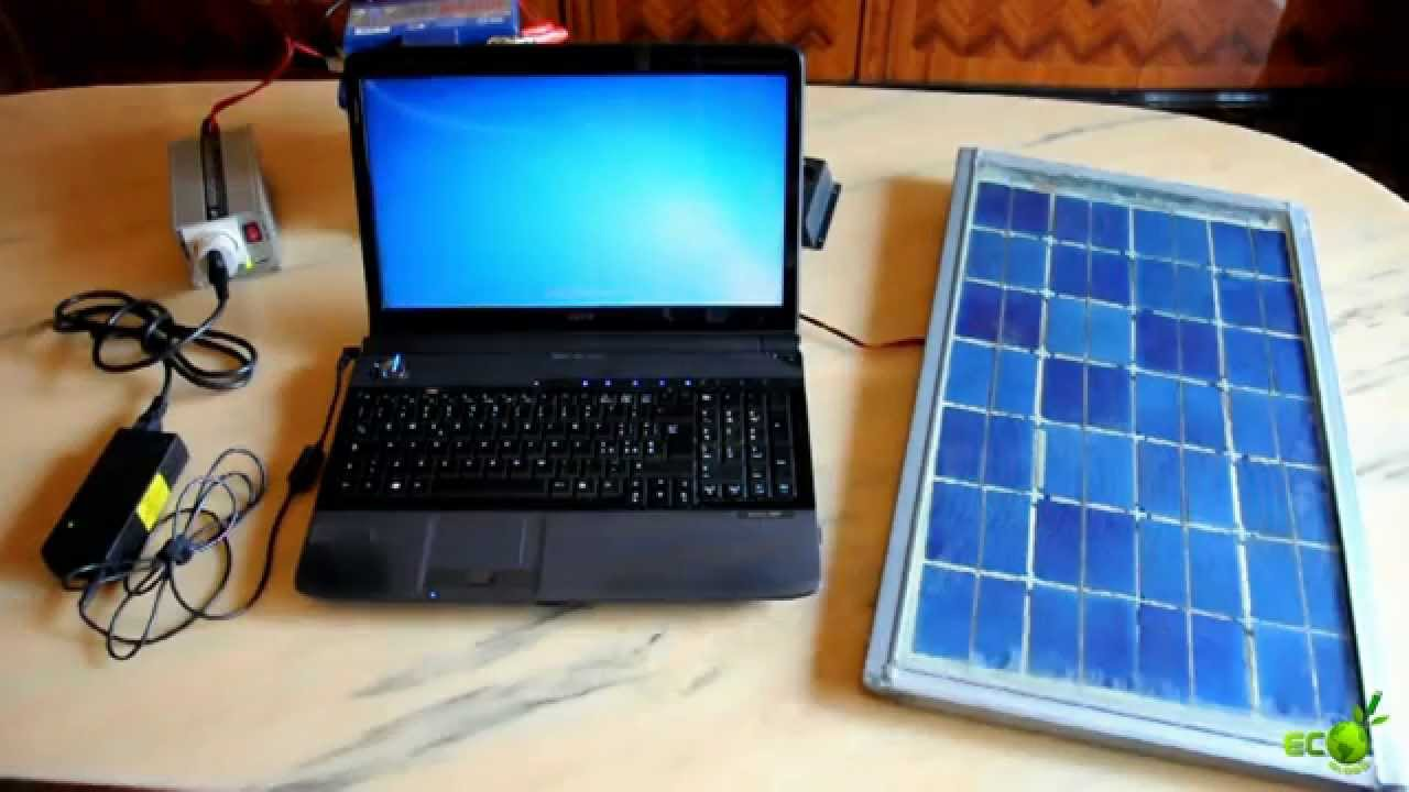 Extrêmement Come Collegare un Impianto Fotovoltaico Fai da Te [Tutorial] - YouTube FK75
