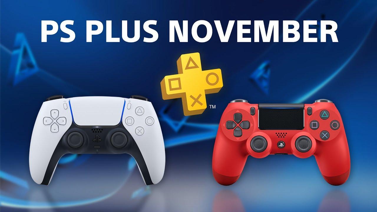 PS Plus im November 2020: PS4 und PS5 wir kommen!