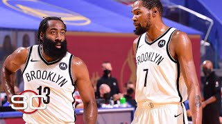Breaking down the <b>Nets</b>' win over the Warriors | SportsCenter ...