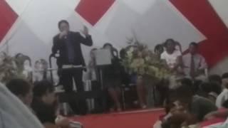 Congresso de senhoras ministério du seta sede em Fortaleza. CE. (Presbítero Wellington Braga )