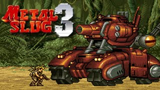 METAL SLUG 3 LEVEL 3 Walkthrough [IOS]