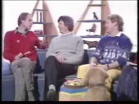 Blue Peter BBC1 1985 (including continuity)