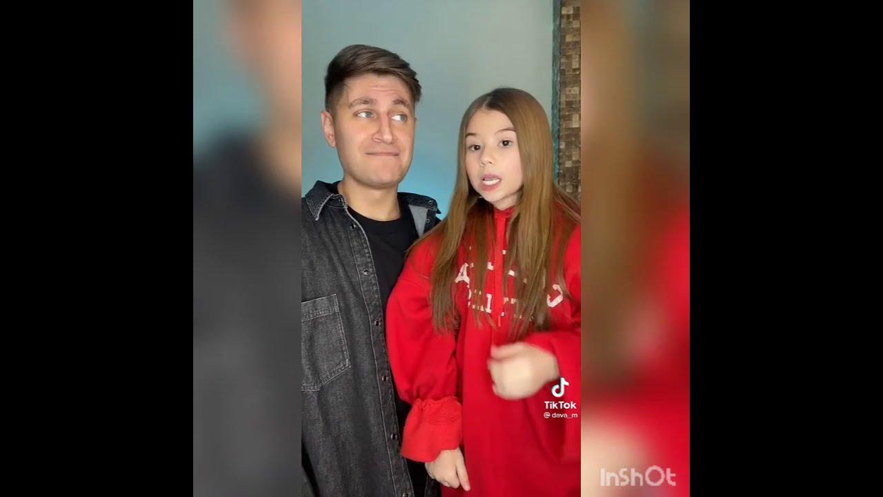 DAVA и Милана Хаметова в TiK ToK
