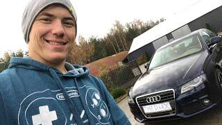 #49 Vlog ☆ Mycie Samochodu ☆ Jak ja to robie ?! ☆ Sobotnie Obowiązki ☆ Audi A4 B8 ☆