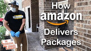 How Amazon Delivers Packages | Funny Comedy Skit