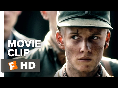 Land of Mine Movie CLIP - No One Wants Germans Here (2017) - War Movie