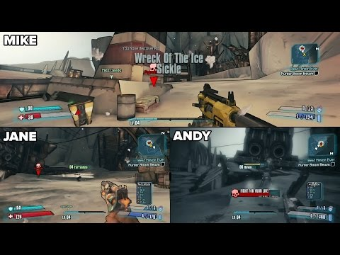 Video: Borderlands 2 brings splitscreen co-op to Xbox One, PS4