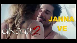 Jaana ve singer Arijit Singh song full Aksar 2