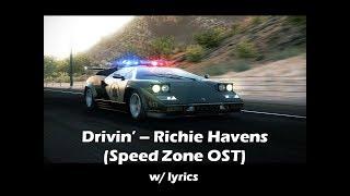 Speed Zone OST (1989): Drivin' - Richie Havens w/ lyrics