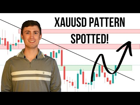 Checkout This Powerful Technical Pattern On XAU/USD: Will Gold Rally Further?