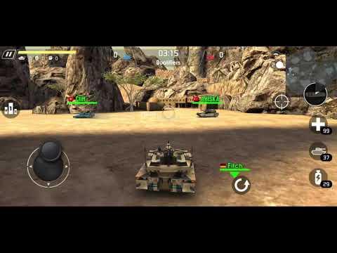 Tank Strike - Battle Online (Qualifiers)