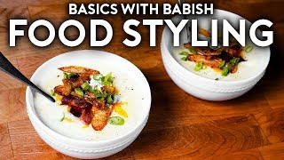 Food Styling | Bonus Basics with Babish