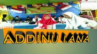 Gambar cover Addinu Lana cover sataraja