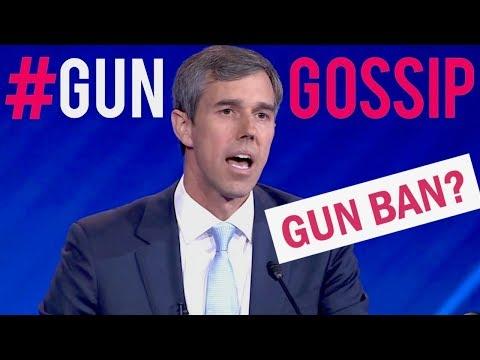 Beto O'Rourke Gun Buyback + Walmart Ammo Ban GUN GOSSIP #36 from YouTube · Duration:  6 minutes 46 seconds