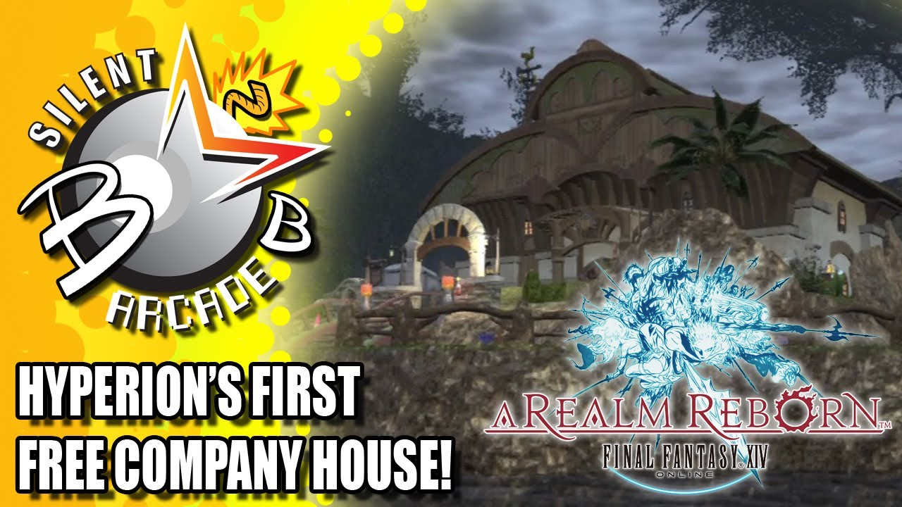 First House On Hyperion Server Tempest Hall Tmpst Final Fantasy Xiv A Realm Reborn