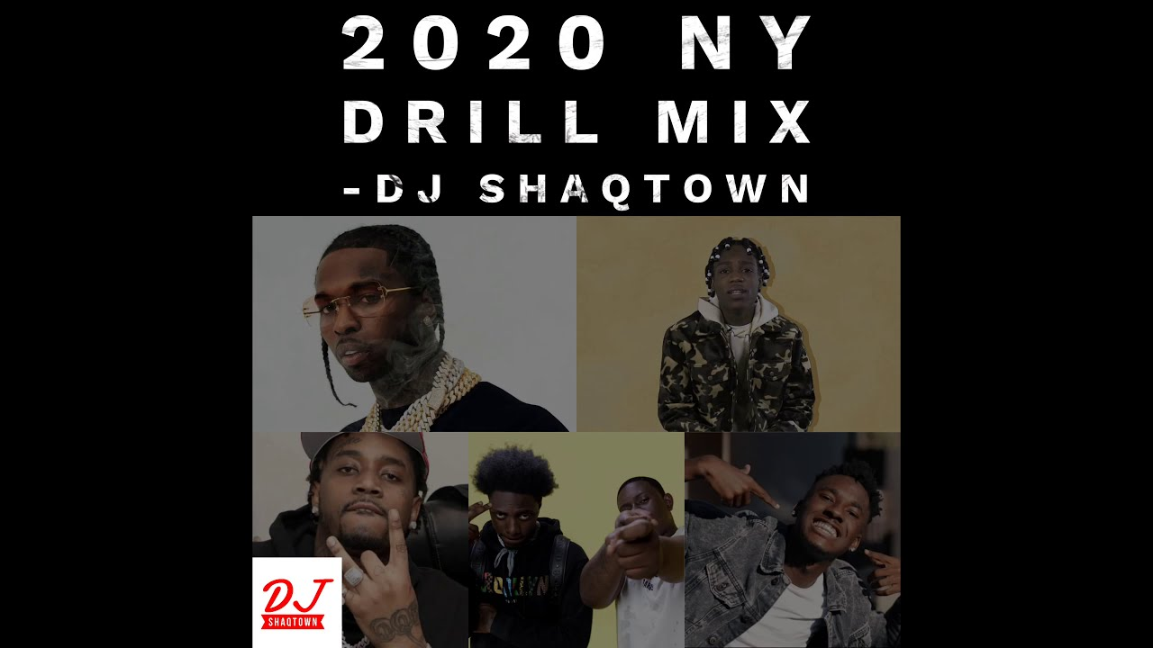 Download NY Drill Mix | 2021 Hip-Hop | Pop Smoke, Fivio Foreign, 22Gz & More!!! | DJ ShaqTown