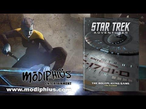 Game Geeks #297 Star Trek Adventures: The Roleplaying Game -Core Handbook